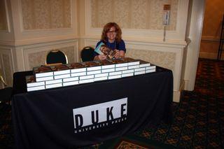 Dunham Table at Reception