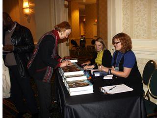 Dunham Table at Reception 2