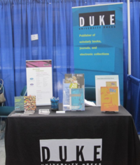 DUP booth at CLA 2014