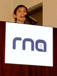 Alana at RNA